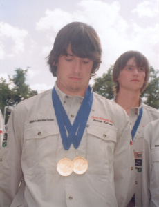 Youth World Champion 2009